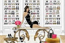 fashion shoes / by Luheca Designs