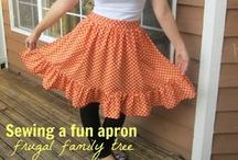 My Sewing Style / by FrugalFamilyTree Laura & Sam & Patricia