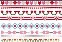 Cross-Stitch, Embroidery, Needlework