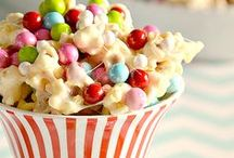Snacks and Candy / by FrugalFamilyTree Laura & Sam & Patricia