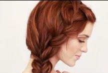 Kickass Hairstyles / updos, hair cuts, hair styles, hair