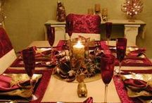 Holiday Tablescapes  & Entertaining