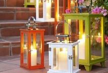 lights, candles and other .... / lights, candles and other ....  / by Luheca Designs