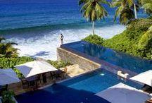Pools & Terraces / Outdoor living & water