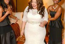 Plus Size {Wedding Dresses} / by Alexa Webb
