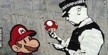 Best Graffiti, Street Art and 3D illusions / #graffiti #art #style #streetart #street #beauty #3D #illusion