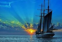 Ships and Yachts / Amazing #Ships (ancient, medieval and modern) and most beautiful #Yachts in the world / by Julia Rakova