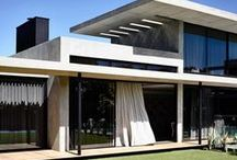 Elegant Homes Designs / Beautiful designs that you can implement when building your own home or real estate.