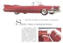 1959 General Motors Company / Cadillac / Chevrolet / Buick / Pontiac / Oldsmobile