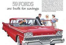 1959 Ford Motor Company / FoMoCo (Mercury / Edsel)
