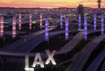 Beautiful airport photo . / LAX , KIX , NRT , NGO , FUK