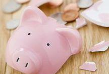 Saving Money & Budgeting / Frugal, saving money, budgeting, budget, living frugally, living on a budget