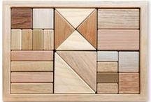 ∞ lifestyle | playful wood / wood, wooden, geometric, solid, shape, platonic, toy