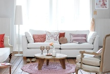 Living rooms / The living rooms that inspire me for my job
