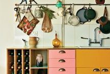 kitchen / Kitchens to cook, to dine, to live in!