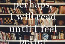 Reading.  / by Logan Dallas