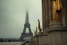 Paris. / by Logan Dallas