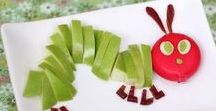 Kids' lunches / Nice ideas for kids' lunches