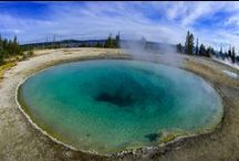 Hot Springs and Geysers