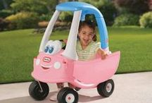 Made in the USA! / Little Tikes is proud to manufacture products in the USA.