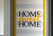 For the Home / by Shana Bosley Lines