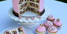 Decorating cakes / Tips and tricks for decorating cakes