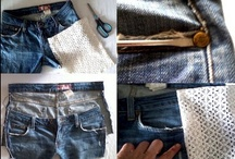 DIY-Clothes / by Patricia Colina