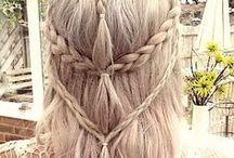 hair / Hair colour and cuts
