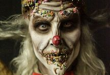SPFX / SPFX, Face and Body painting and Halloween makeup looks  / by Jyz Reyes-Padilla