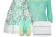 Mint minty  / Mint fashion/design / by Melissa V