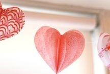 My Holidays: Valentine's / Adorable valentine's day decorating/recipe ideas