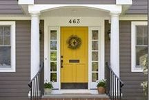 Home Exterior + Landscaping / by Caitlyn K
