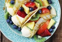 Healthy Eating & Lifestyle / Fruits, Vegetables, Recipes