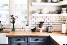 My Dream Home: Kitchen / Beautiful spaces to cook and entertain