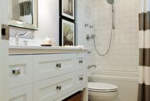 My Dream Home: Bathroom / Beautiful fresh bathrooms for you and your guests