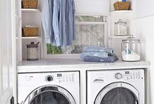 My Dream Home: Laundry / Yes, even a laundry room can inspire you