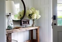 My Dream Home: Entryway / Create a warm welcome for guests