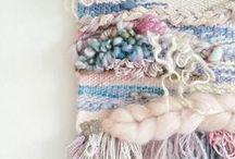 macrame   weaving / Macrame and weaving