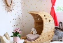 Baby & Kids Room / De jolies idées déco pour décorer la chambre de votre enfant... // All sweety decorating ideas to decorate your kid's room...