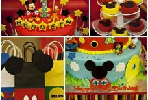 Disney Party / by Walt Disney World Travel Blog
