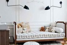 interior design | baby spaces / designing spaces for the wee little ones / by Heather Scherie for Whitestone Design Group