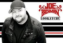 Joe Bachman Music / Music released by Joe Bachman - Available on iTunes,  Amazon and all LIVE shows.