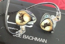 Pro Equipment / Professional Audio Equipment used by Joe Bachman