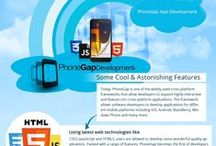 PhoneGap App Development / PhoneGap App Development: HTMLPanda - Get the services for PhoneGap App Development from one of the best company in your budget with 100% satisfaction guarantee. / by HTMLPanda