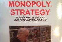 Ken Koury - Monopoly Champion / A collection of Ken Koury's Monopoly related items http://fascinatingnouns.com/ken-koury/