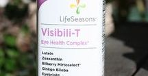 Vision Health Tips / Natural Healthy ways to improve your visions and overall eye health.