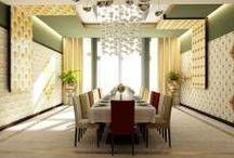 """Florence"" Restaurant In Yerevan, Armenia / Architects:  Zohrab BAUER,Telemak ANANYAN, Gohar ISAKHANYAN, Areg SIRAVYAN 3d modeling and visualization: Areg SIRAVYAN, Karen AGHAJANYAN / by ITHAKA Architecture&Design"