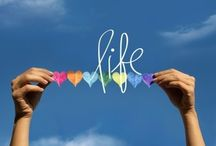 life / life is…