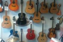 Guitars / guitars for sale, guitars we have sold, guitars we have played. Guitars we have fixed.