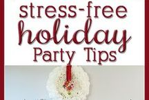 Happy Holidays / Tips, gift ideas, and pet safety for the Holidays! / by CozyWinters